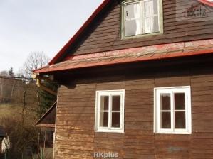 Prodej domu (chalupy) Vsetín, Janišov.